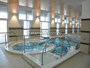 Danubius Health Spa Resort Sovata, cazare la mare 4